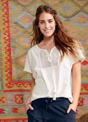 Блуза, футболка тсм tchibo, германия, р. 46-48наш