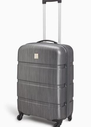 Качественный брендовый английский чемодан san carlos акция бесплатная доставка