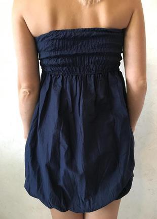 Стильное летнее платье баллон