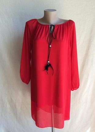 Платье женское нарядная модель