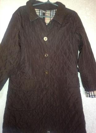 Куртка-пальто burberry