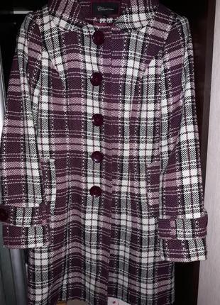 Классическое демисезонное пальто