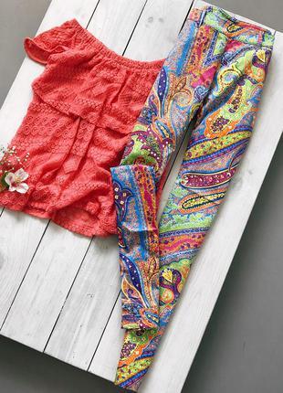 Яркие брюки ralph lauren