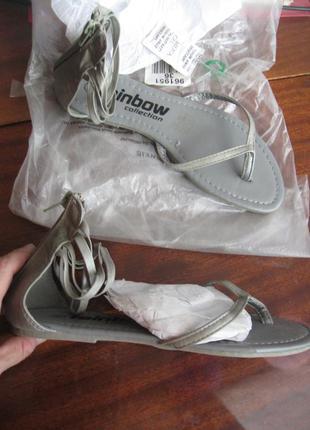 """Босоножки в стиле """"римские сандалии"""" от bonprix"""