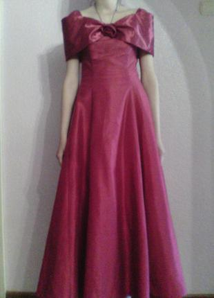 Платье вечерние