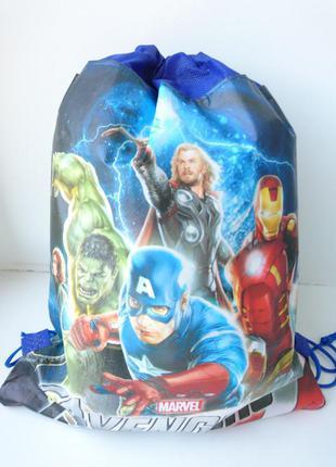 Рюкзак the avengers (мстители)