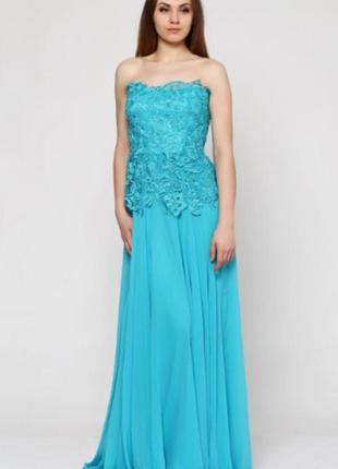 Неймовірна вечірня сукня