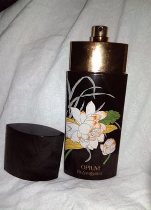 Опиум yves saint laurent opium oriental limited edition винтаж 50 мл3 фото