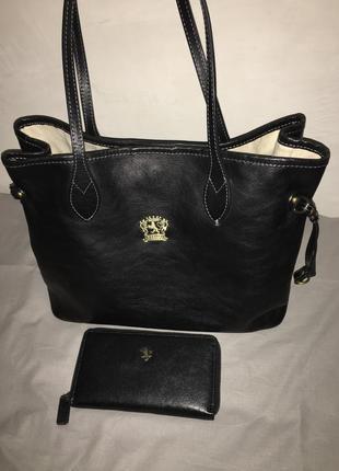 Расширенный  срочно женская брендовая сумка натуральная кожа италия