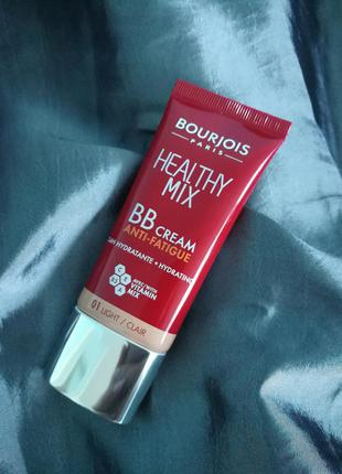 Новинка от bourjois, bb cream anti-fatigue, 30 мл