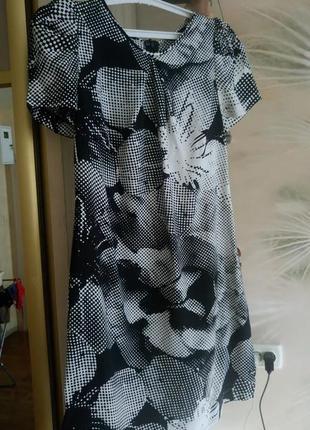 Платье летнее, вискоза