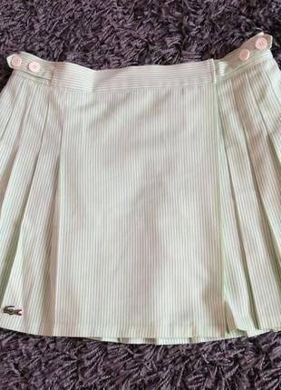 Супер юбка lacoste