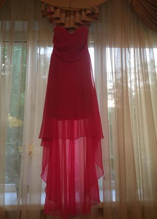Яркое воздушное платье ax paris