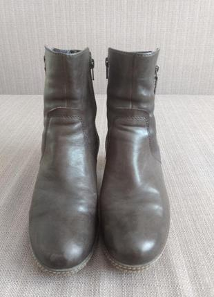 Очень качественные ботинки gabor