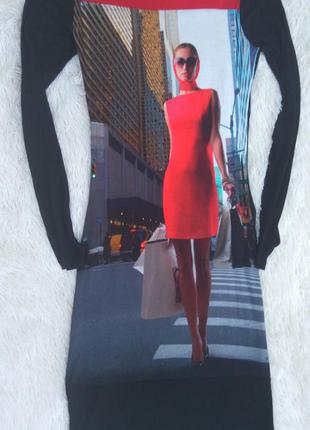 Anna field элегантное платье миди из вискозы  р.s-36 италия новое