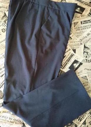 Синие брюки marks&spencer