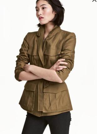 Стильный жакет пиджак