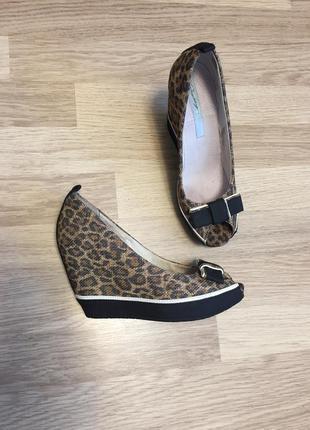 Босоножки туфли groffing 37 размер