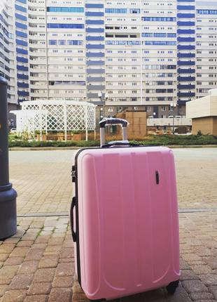 Дешевле только у нас большой чемодан бренд wings валіза сумка на колесах, 100% оригинал
