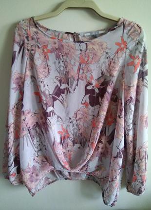 Нежнейшая блуза next, размер 10