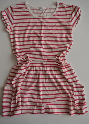 Платье в полоску ethelaustin 12-13лет1