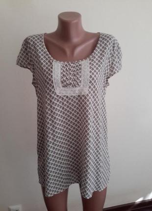 Легкая блузка/кофточка peacocks