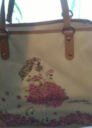 Симпатичная летняя сумка