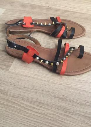 Босоножки сандалии super mode 38 размер