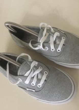 Фирменные слипоны кеды кроссовки мокасины от vans