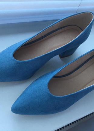 Летние туфли reserved