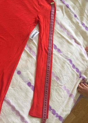 Платье красное old navy2 фото