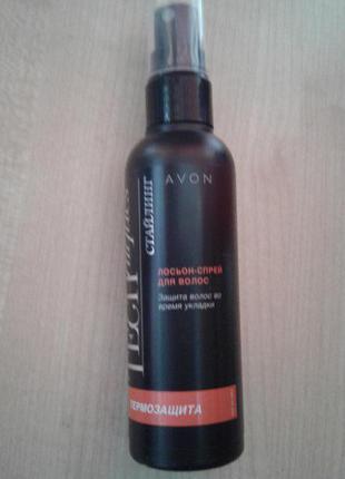 Спрей-термозащита для волос avon