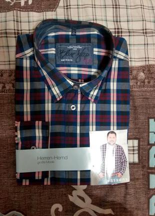 Стильная мужская рубашка watsons