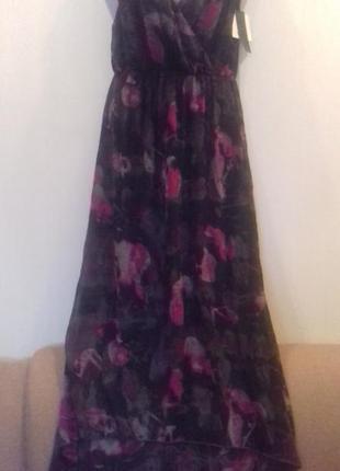 Красивое платье vila clothes