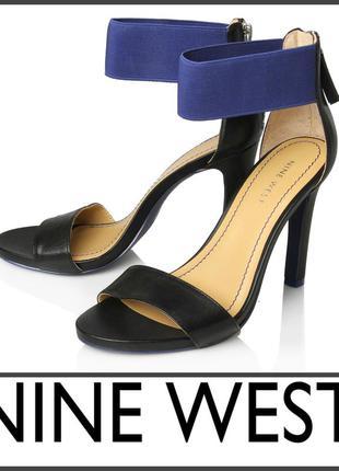 Стильные босоножки nine west