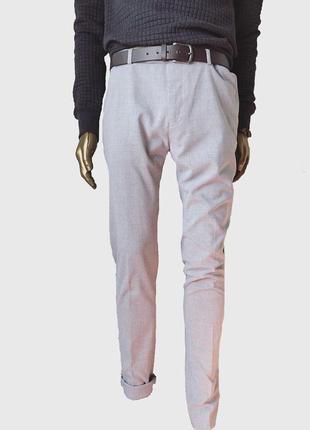 Зауженные легкие штаны asos