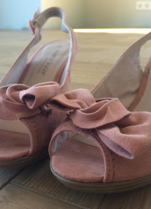 Marco tozzi босоніжки-туфлі