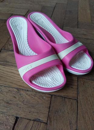 Crocs sassari w9 original сабо крокси кроксы