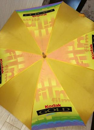 Большой семейный зонт kodak