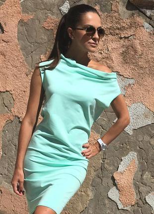 Крутое нежное платье
