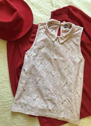 Ажурная блуза 👚