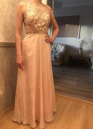 Платье выпускное jovani