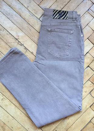 Джинсы бойфренды женские trussardi jeans (оригинал)
