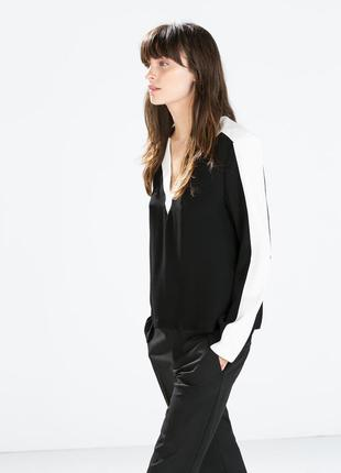 Zara блуза, xs, s/m