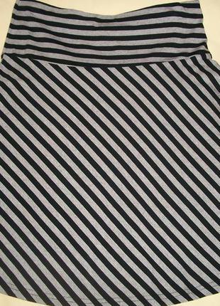 Классная летняя юбка  ( вискоза)