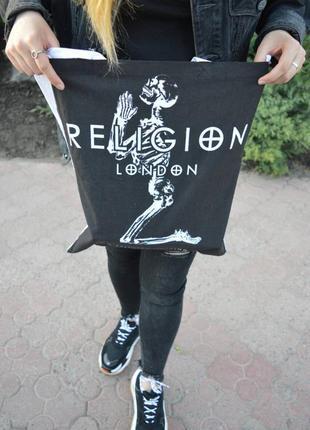 Пляжная сумка авоська religion gucci