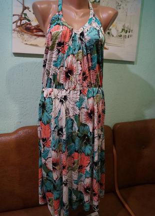 Платье р.18,бренд h&m
