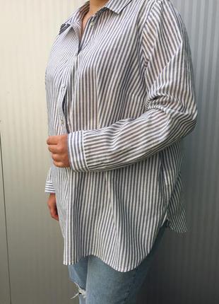 Полосатая сорочка