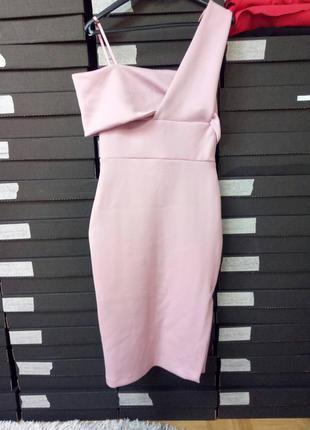 Платье  с оригинальным верхом