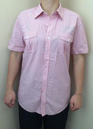 Новая летняя рубашка шведка mexx
